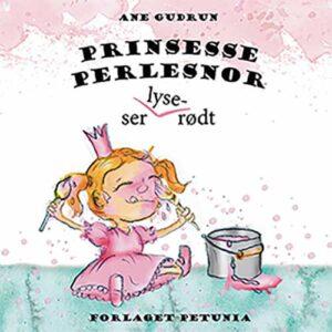 Prinsesse Perlesnor ser lyserødt