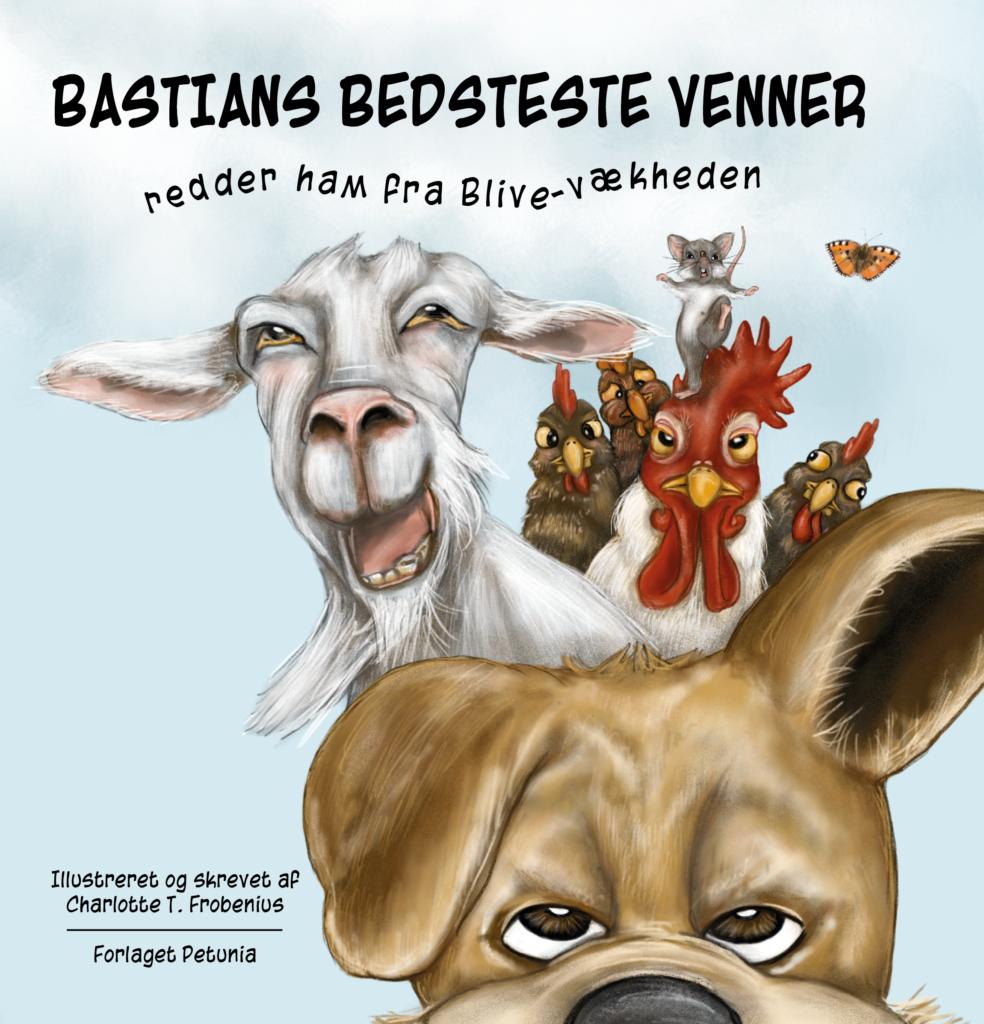 Bastians Bedsteste Venner - redder ham fra Blivevæk-heden