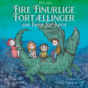 Fire Finurlige Fortællinger – om børn for børn