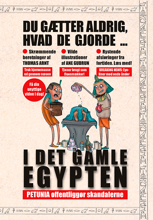 Du gætter aldrig, hvad de gjorde i Det gamle Egypten