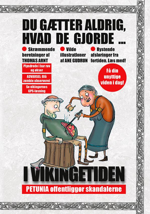 Du gætter aldrig, hvad de gjorde i Vikingtiden